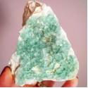 cluster energetic flourina - telul vietii cristale energetice 7 chakre cluster energetic flourina - telul vietii 3
