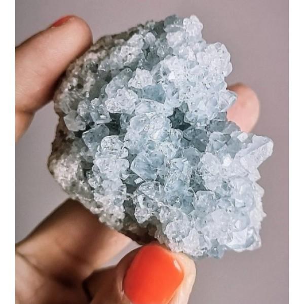 Cristal Energetic Celestina - Dimensiuni Inalte