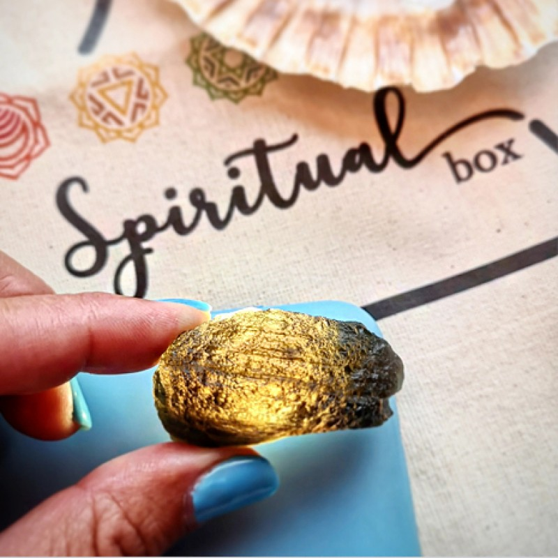 piatra cintamani - piatra dorințelor - piatra filozofala 4 cm cristale energetice 7 chakre piatra cintamani - piatra dorințelor - piatra filozofala 4 cm 2