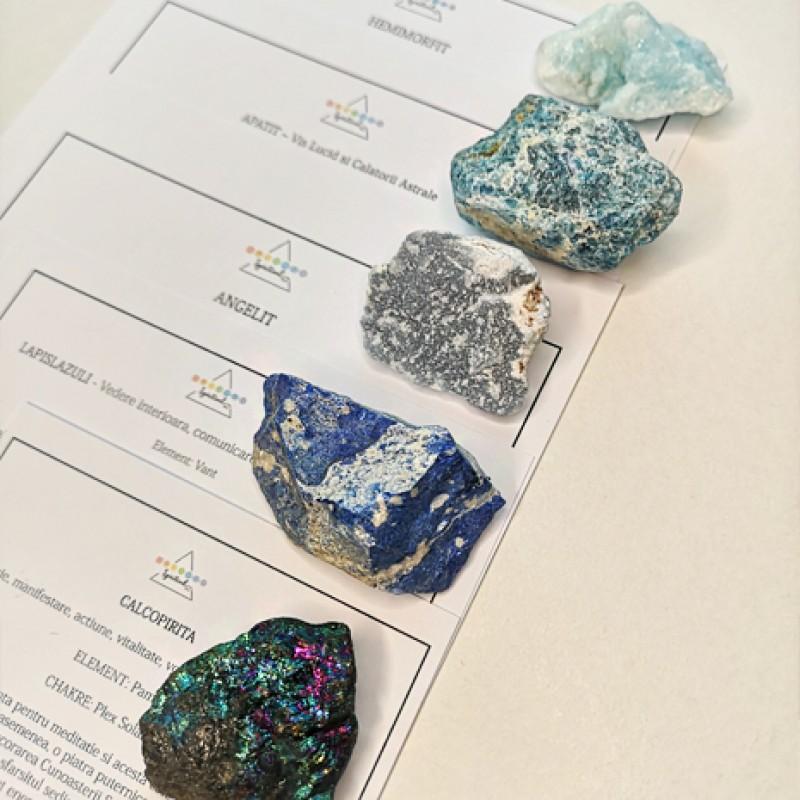 set cristale energetice trezire spirituala cristale energetice 7 chakre set cristale trezire spirituala 2