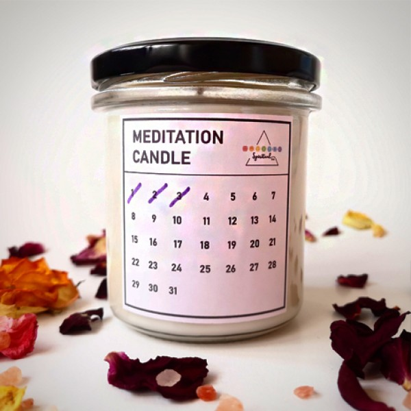 Lumanare pentru Meditatie