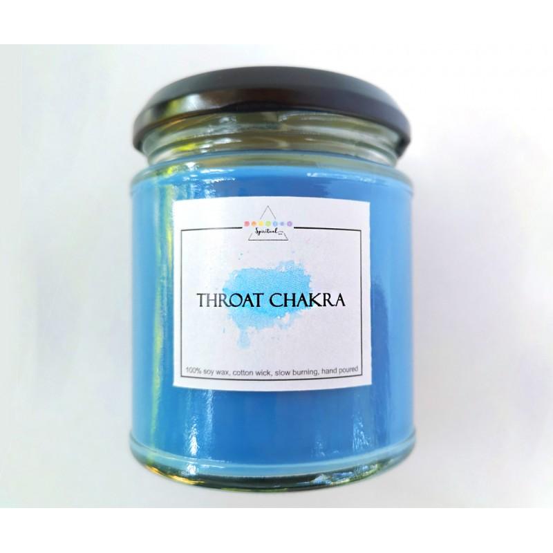 lumanare parfumata chakra gatului - vishuddha lumânãri parfumate cele 7 chakre lumanare parfumata chakra gatului | lumanarea chakrei vishuddha 2