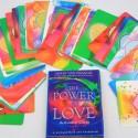 carti de tarot the power of love, 44 carti accesorii pentru starea ta de bine! carti de tarot the power of love pentru activarea puterii iubirii 4