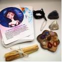 set carti oracol feminitate si putere accesorii pentru starea ta de bine! set carti oracol feminitate si putere 5