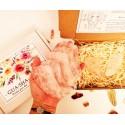 set pietre de masaj gua sha - 2 cuart roz accesorii pentru starea ta de bine! set pietre de masaj gua sha din cuart roz 3