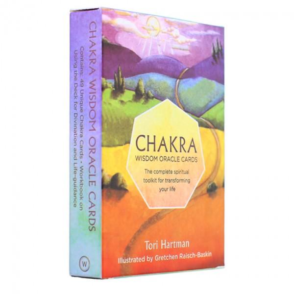 Chakra - Carti Oracol pentru ghicire