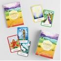 chakra - carti oracol pentru ghicire accesorii pentru starea ta de bine! carti oracol chakra pentru ghicire si conectare la chakre 5