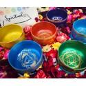 boluri tibetane cele 7 chakre boluri tibetane boluri tibetane cantatoare colorate pentru cele 7 chakre 3