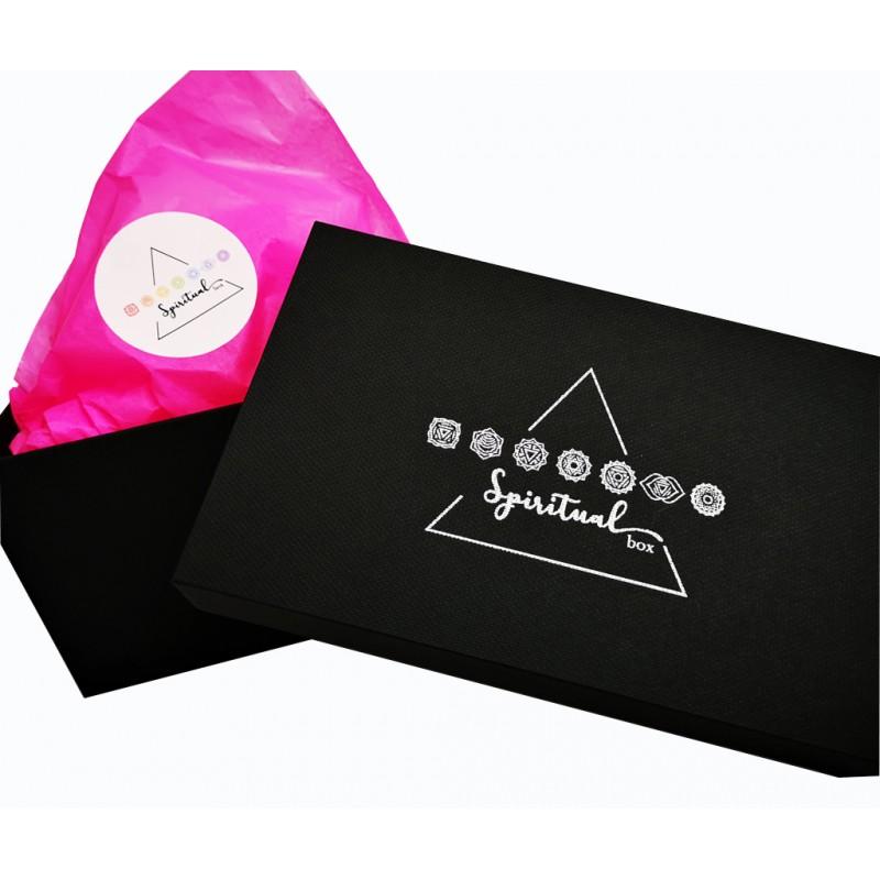 cutie spiritual box black accesorii pentru starea ta de bine! cutie spiritual box neagra 2