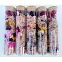 sare de baie parfumata - ritual accesorii pentru starea ta de bine! sare de baie parfumata cu flori de lavanda si petale de trandafiri 5