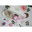 set iubire neconditionata - cuart roz harmony box set iubire neconditionata cu cristale energetice de cuart roz 3
