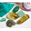set cristale pentru abundenta, prosperitate si bunastare harmony box set cristale energetice pentru abundenta, prosperitate si bunastare 4