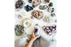 Cum purificam cristalele?