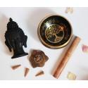 spiritual box - set copacul vietii spiritual box - cele 7 chakre spiritual box - set copacul vietii cu bol tibetan 6