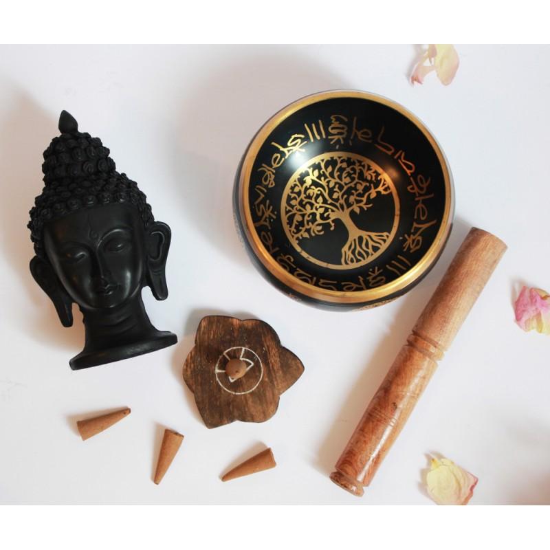 spiritual box - set copacul vietii spiritual box - cele 7 chakre spiritual box - set copacul vietii cu bol tibetan 2