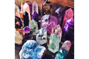 Cristalele care atrag iubirea