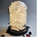 cuart de stanca - dom cristale naturale brute terariu cristale cuart de stanca - dom cristale naturale brute 4